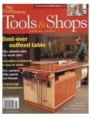 Fine Woodworking - JET Tools