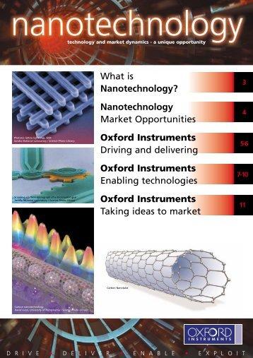 Nanotechnology A/W