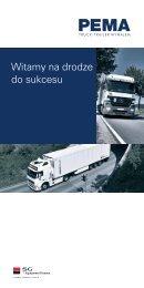 Witamy na drodze do sukcesu - PEMA GmbH
