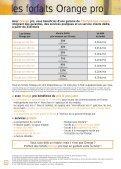 Tarifs en vigueur au 3 juillet 2003 - Orange mobile - Page 4