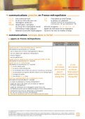 Tarifs en vigueur au 3 juillet 2003 - Orange mobile - Page 5