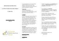 Test respiratoire - C13 chez l'enfant - UZ Brussel: Patientinfo