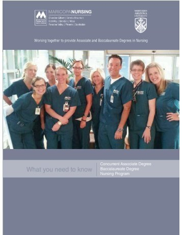 Concurrent Associate/Baccalaureate Degree Nursing Program