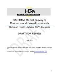 Jamaica Market Review Summary 09 08 11.pdf - Caribbean Social ...
