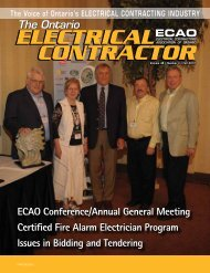 ECAO Conference/Annual General Meeting Certified Fire Alarm ...