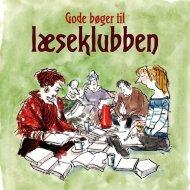Folder: Gode bøger til Læseklubben - Silkeborg Bibliotekerne