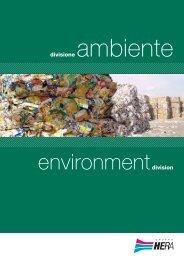 divisione ambiente - Il Gruppo Hera