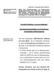 Rede anlässlich der 25. Jahrestagung der Deutschen ... - Freller, Karl