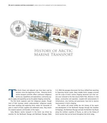 History of Arctic Marine Transport - Institute of Northern Engineering