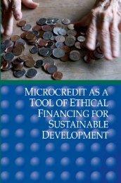 Microfinance in Europe - APS Bank