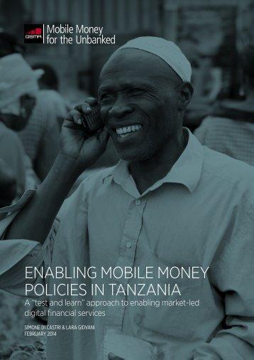 Tanzania-Enabling-Mobile-Money-Policies