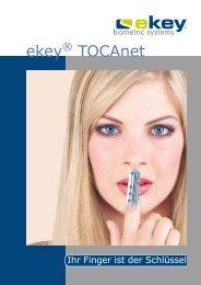 ekey TOCAnet