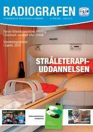 Radiografen 05, juni 2010, årgang 38 - Foreningen af Radiografer i ...