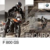 Katalog F 800 GS - Autohaus Fulda Krah und Enders GmbH