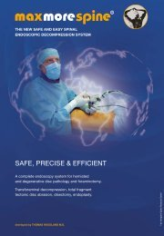 Surgical Guideline - Max-more