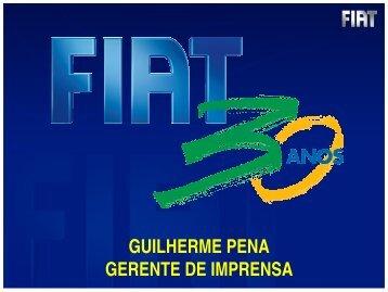 GUILHERME PENA GERENTE DE IMPRENSA - Unimed do Brasil