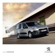 Brochure - Peugeot Nederland
