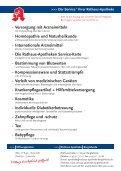 Notdienstkalender 2010 - Rathaus Apotheke Bargteheide - Seite 4