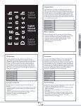 41594 240 V Osprey.indd - Hunter Fan - Page 3