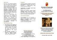 depliant educatori con nuova sede - Edizioni Junior