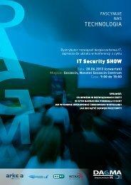 IT Security SHOW IT Security SHOW - Dagma