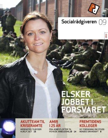 Socialrådgiveren nr. 9-2012 - Dansk Socialrådgiverforening