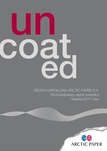 Arctic Paper S - Notowania