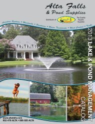Download PDF - Alta Falls & Pond Supplies