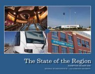 The State of the Region - James V. Koch