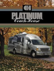 2007 Platinum Brochure - Rvguidebook.com