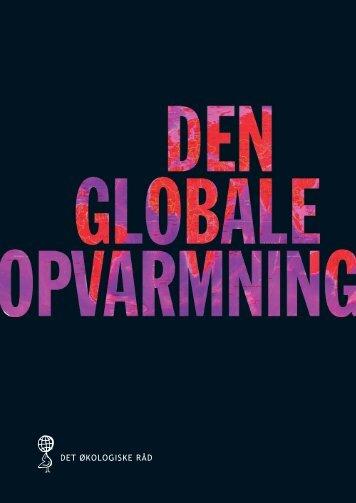 Den Global Opvarmning - Det Økologiske Råd