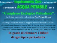 """""""Complesso Ecologico Polivalente"""", - Archilovers"""