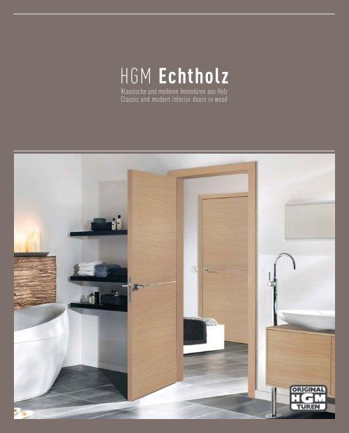 HGM Echtholz - Torda Türen