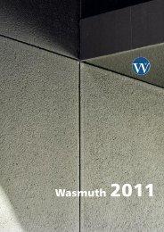 Wasmuth 2011