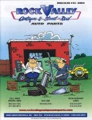 Print 2004 Catalog-43 - Rock Valley Antique Auto Parts, Inc.