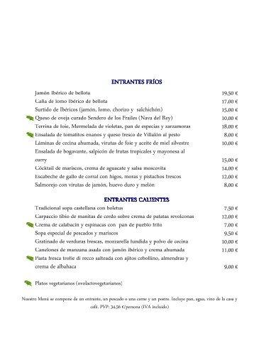 jamón, lomo, chorizo y - Castilla Termal Hoteles