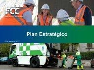 Plan Estratégico - FCC Construcción