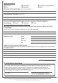 Teilnahmeantrag Erlebnisfreizeiten 2009 (PDF) - ABB eV - Page 3