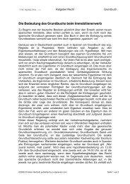 Das Spanische Grundbuch – El Registro de la ... - VS Spanien