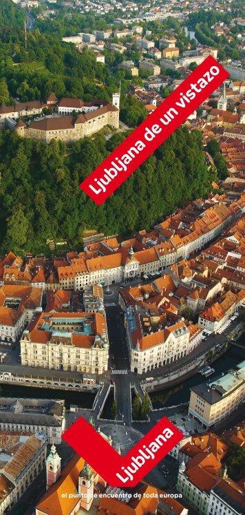 Ljubljana de un vistazo