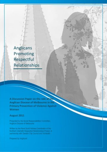 Anglicans Promoting Respectful Relationships - Anglican Overseas ...