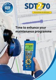 Time to enhance your maintenance programme - Test and ...
