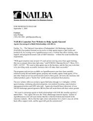 NAILBA Launches New Website to Help Agents Succeed