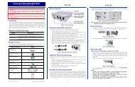 Tsunami® MP-8160-BSU/SUA