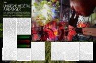 Un règne végétal à repenser - LINV