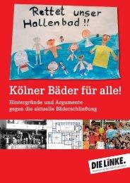 Kölner Bäder für alle!