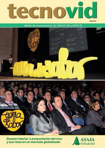 Tecnovid Marzo 2011 - ASAJA Castilla y León