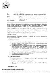 cdt-ad6-2007/06 – traducteur de langue française (h/f) - Europa