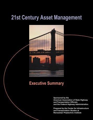 21st Century Asset Management - Michigan Tech Tribal Technical ...