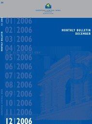 Monthly Bulletin December 2006 - Eurocid